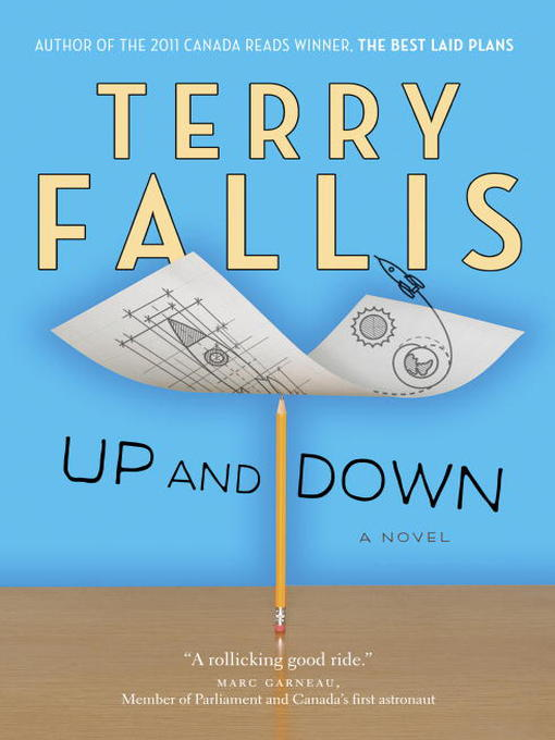 Title details for Up and Down by Terry Fallis - Wait list