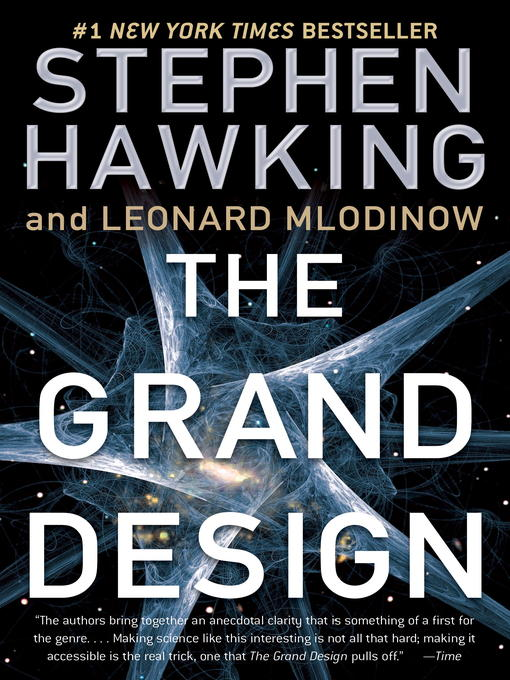 Title details for The Grand Design by Stephen Hawking - Wait list