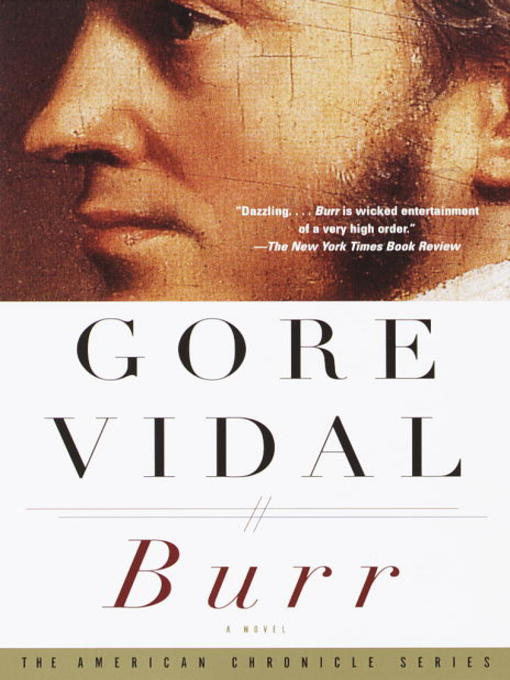 Cover of Burr