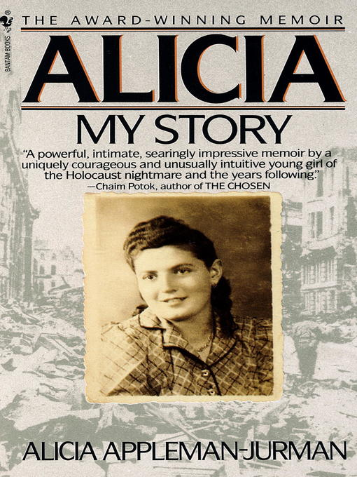 Title details for Alicia by Alicia Appleman - Available