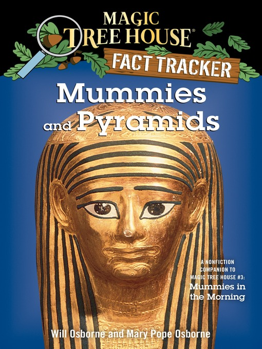 Title details for Mummies and Pyramids by Mary Pope Osborne - Wait list