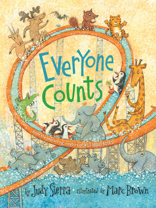 Title details for Everyone Counts by Judy Sierra - Wait list