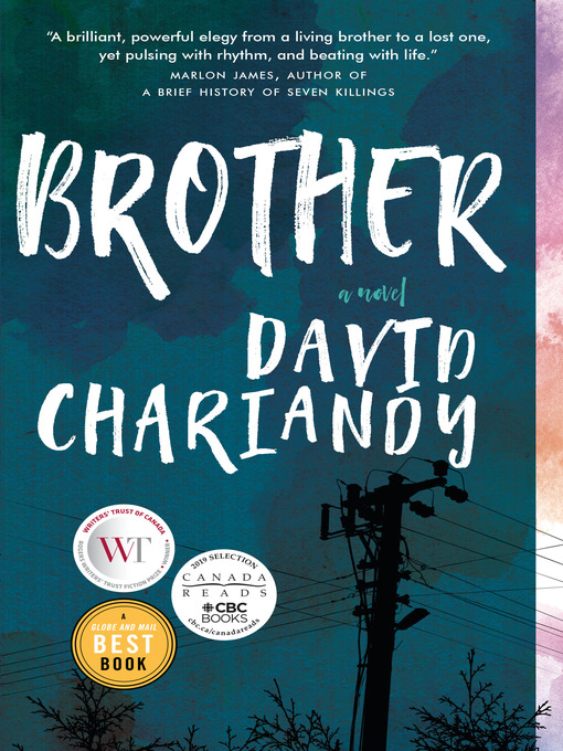 Title details for Brother by David Chariandy - Available