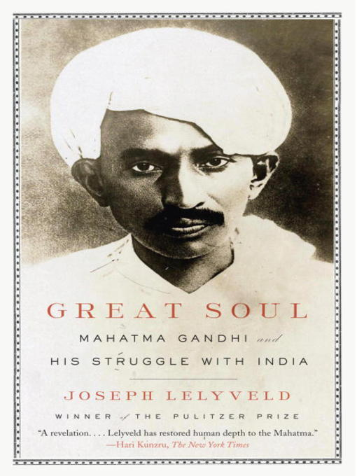 Title details for Great Soul by Joseph Lelyveld - Available