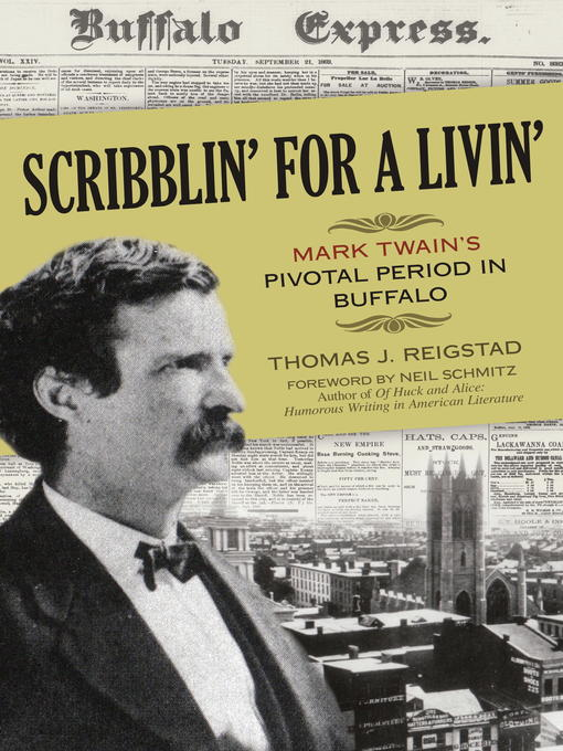 Title details for Scribblin' for a Livin' by Thomas J. Reigstad - Available