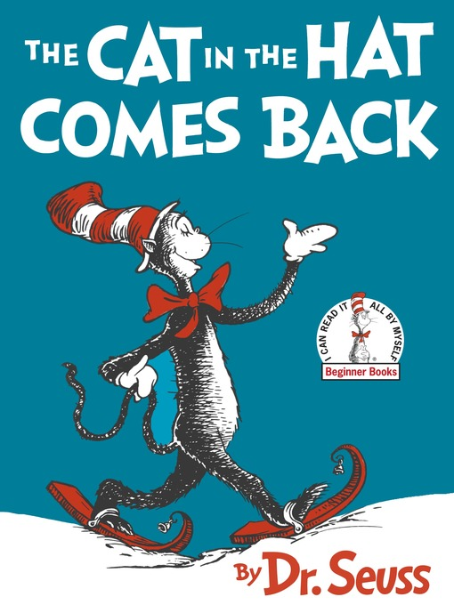 Title details for The Cat in the Hat Comes Back by Dr. Seuss - Available