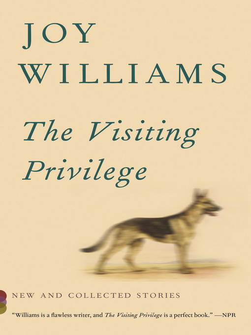 Title details for The Visiting Privilege by Joy Williams - Available