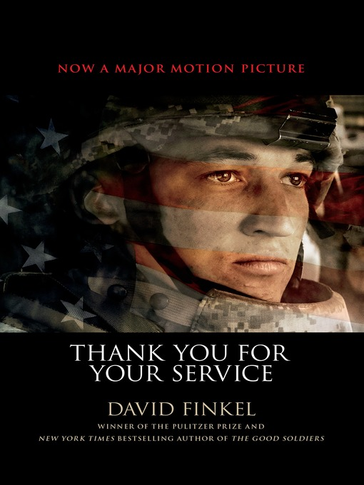 Title details for Thank You for Your Service by David Finkel - Wait list