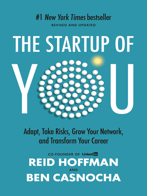 Title details for The Start-up of You by Reid Hoffman - Wait list