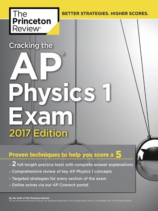 princeton review ap physics 1 pdf