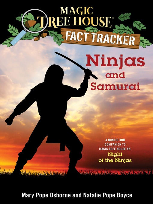 Title details for Ninjas and Samurai by Mary Pope Osborne - Available