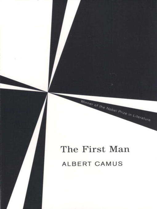 Cover of The First Man