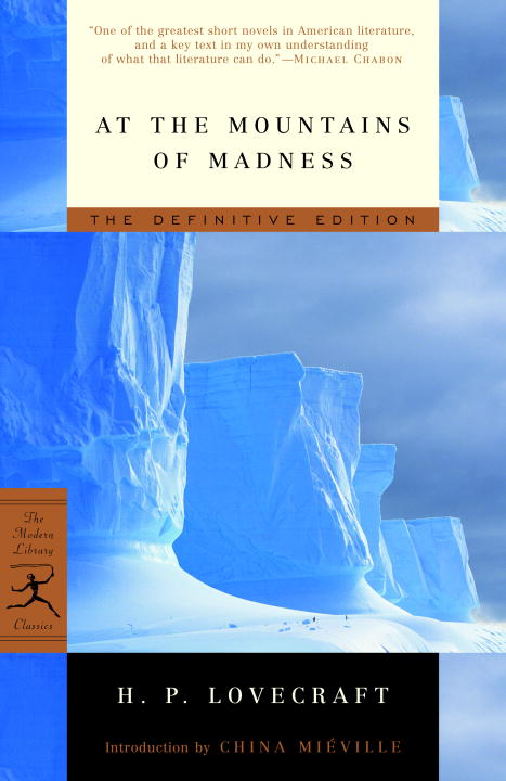 Title details for At the Mountains of Madness by H.P. Lovecraft - Wait list