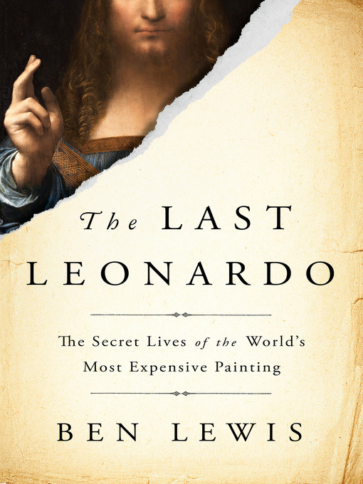 Title details for The Last Leonardo by Ben Lewis - Available