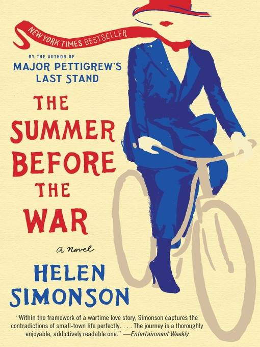 Title details for The Summer Before the War by Helen Simonson - Wait list