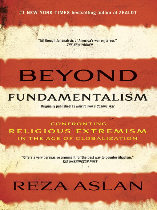 Cover of Beyond Fundamentalism