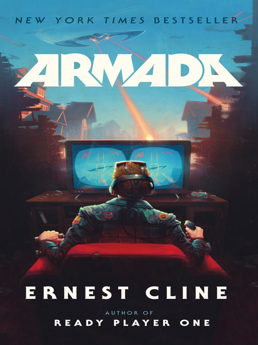 Title details for Armada by Ernest Cline - Wait list