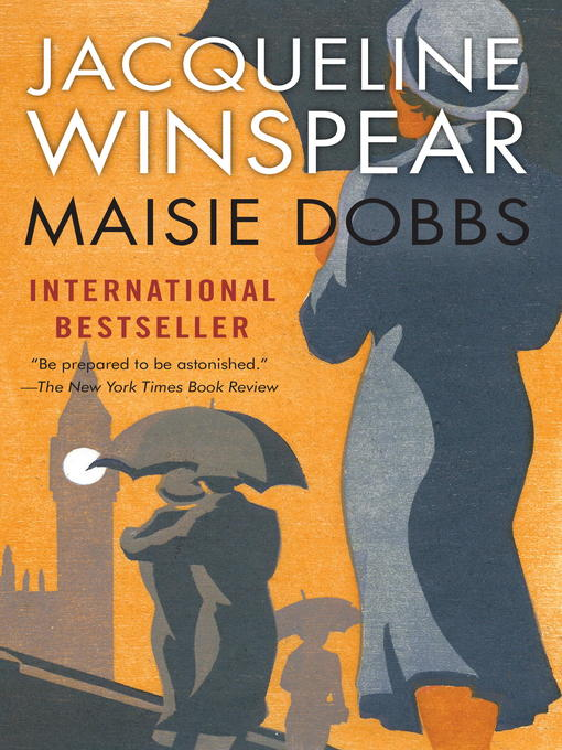 Title details for Maisie Dobbs by Jacqueline Winspear - Available