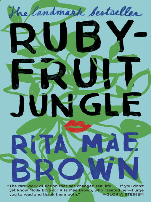 Title details for Rubyfruit Jungle by Rita Mae Brown - Available