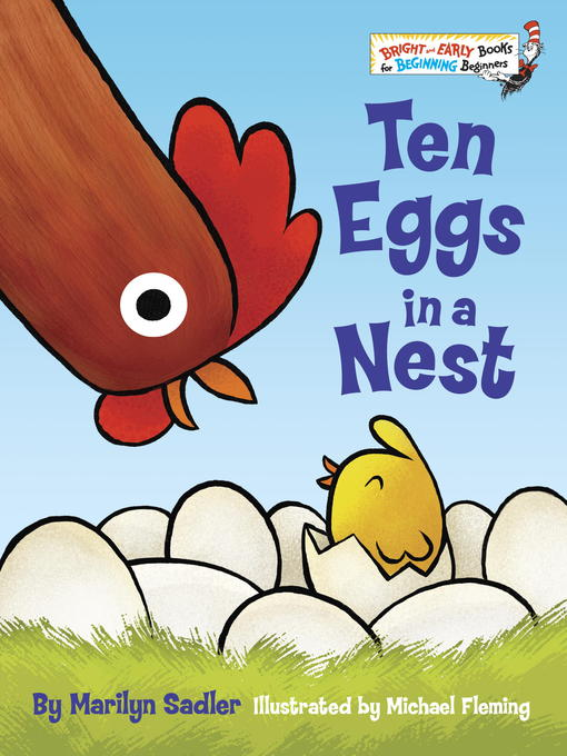 Title details for Ten Eggs in a Nest by Marilyn Sadler - Available