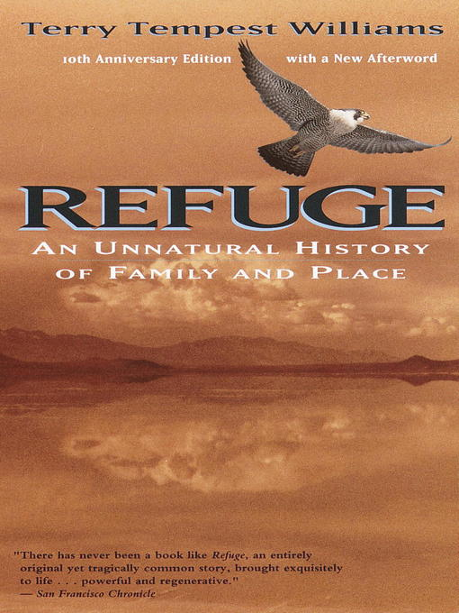 Title details for Refuge by Terry Tempest Williams - Wait list