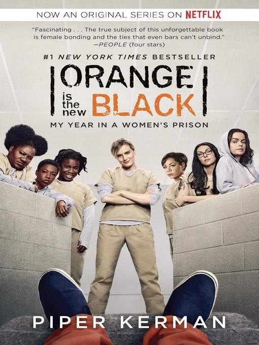 Cover image for Orange Is the New Black