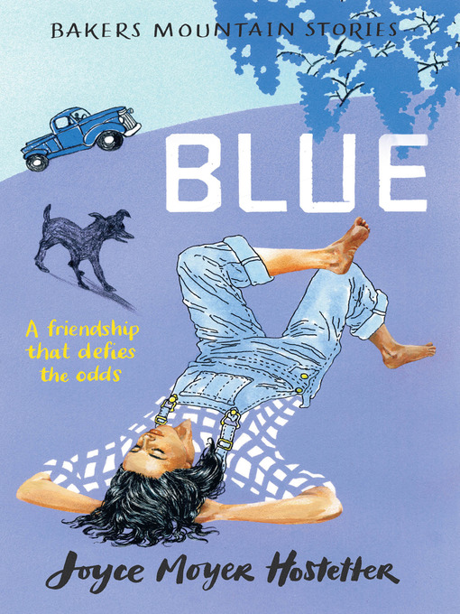 Title details for Blue by Joyce Moyer Hostetter - Available
