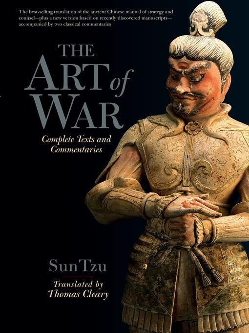 Title details for The Art of War by Sun Tzu - Wait list