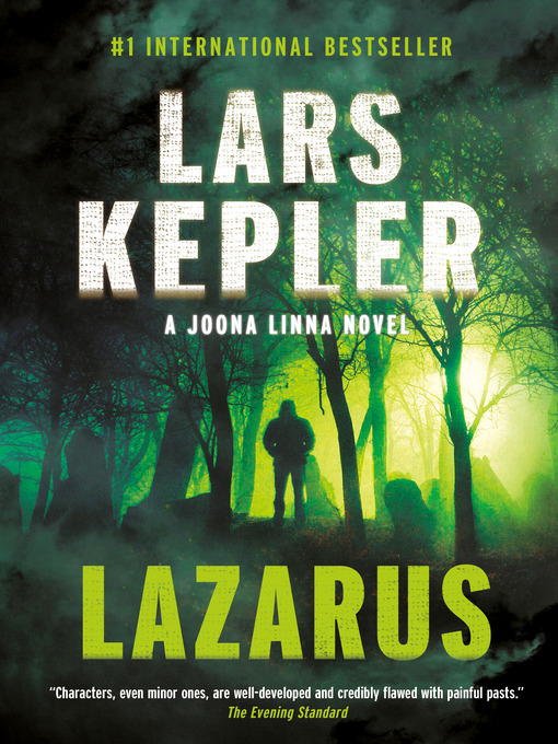 Title details for Lazarus by Lars Kepler - Available