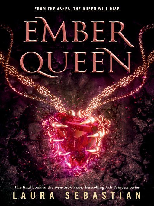 Title details for Ember Queen by Laura Sebastian - Wait list