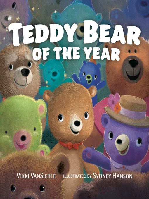 Cover of Teddy Bear of the Year