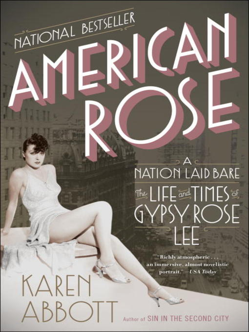 Title details for American Rose by Karen Abbott - Wait list