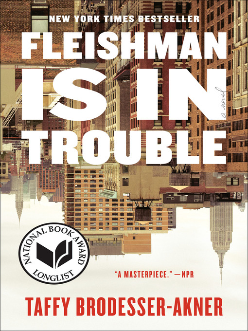 Title details for Fleishman Is in Trouble by Taffy Brodesser-Akner - Wait list
