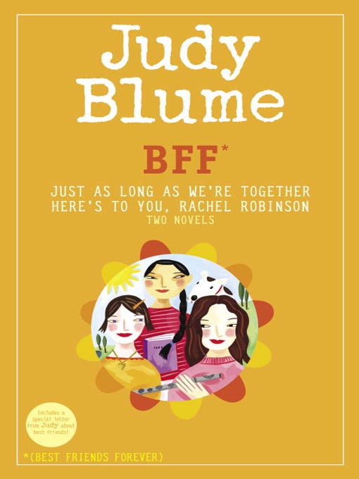 Title details for BFF by Judy Blume - Available