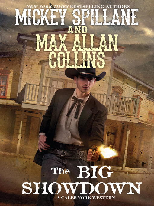Title details for The Big Showdown by Mickey Spillane - Available