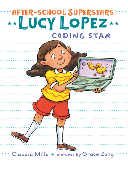 Title details for Lucy Lopez by Claudia Mills - Wait list