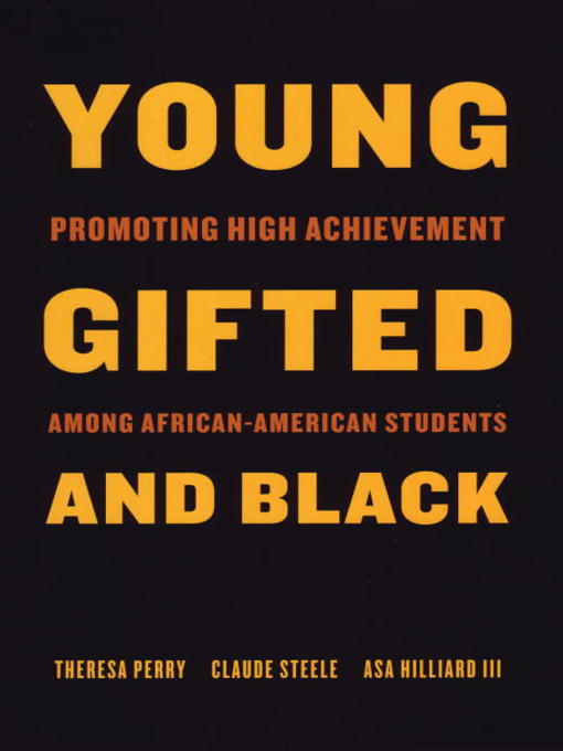 Title details for Young, Gifted and Black by Theresa Perry - Available