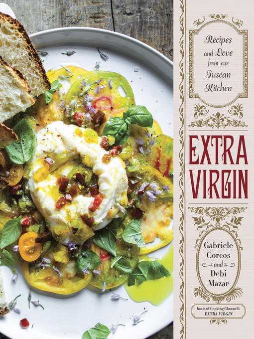 Title details for Extra Virgin by Gabriele Corcos - Wait list
