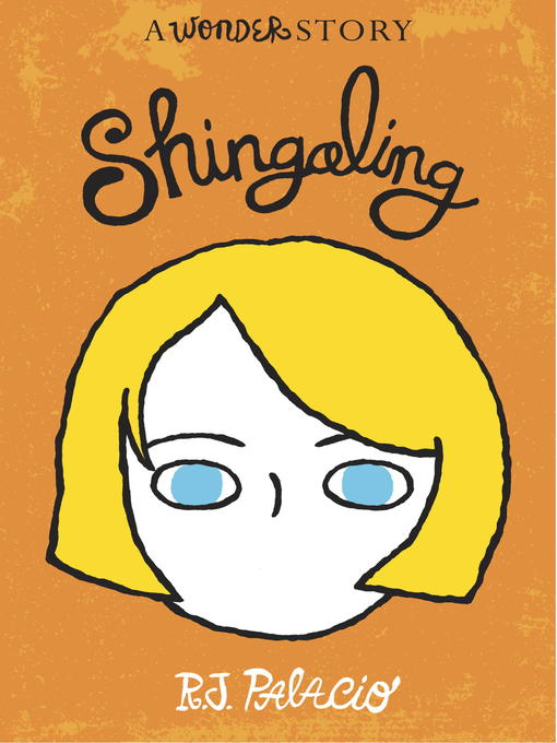 Title details for Shingaling by R. J. Palacio - Wait list
