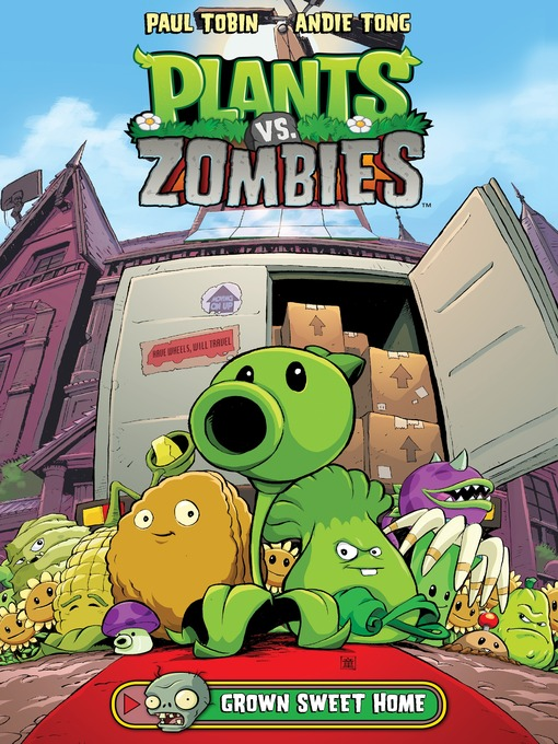 Cover image for Plants vs. Zombies (2013), Volume 4
