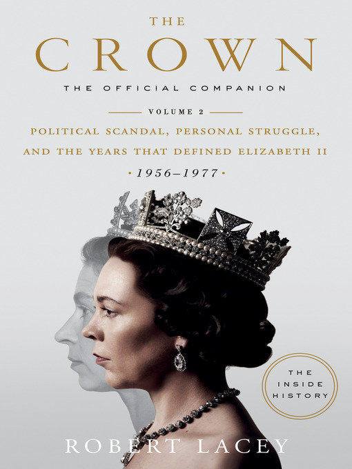 Title details for The Official Companion, Volume 2: Political Scandal, Personal Struggle, and the Years that Defined Elizabeth II (1956-1977) by Robert Lacey - Wait list