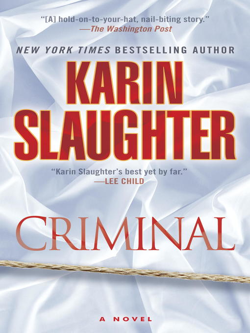 Cover of Criminal