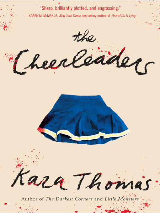 Title details for The Cheerleaders by Kara Thomas - Wait list