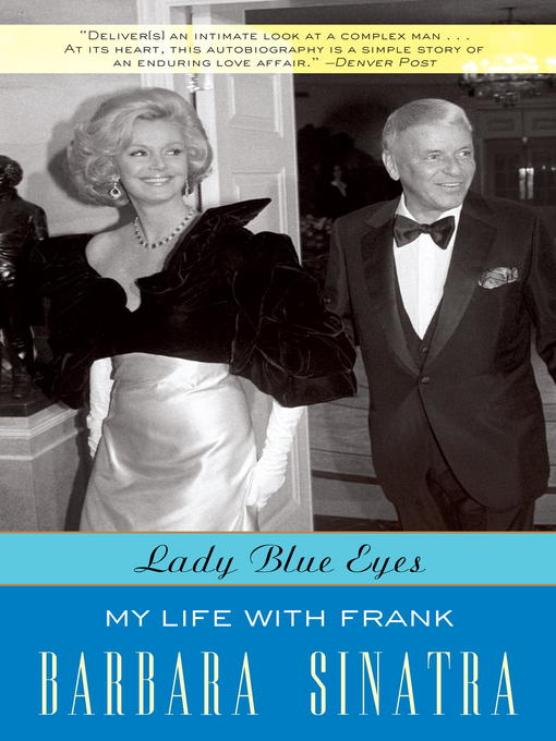 Title details for Lady Blue Eyes by Barbara Sinatra - Wait list