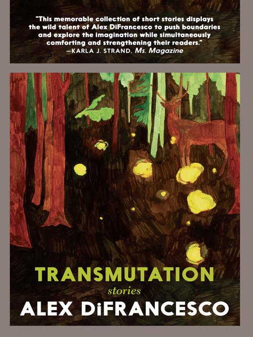 Title details for Transmutation by Alex DiFrancesco - Available