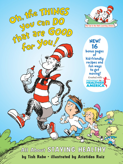 Title details for Oh, the Things You Can Do That Are Good for You by Tish Rabe - Available