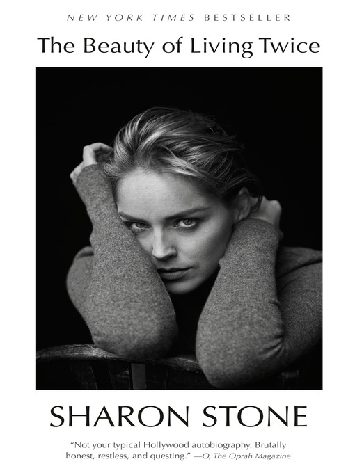 Title details for The Beauty of Living Twice by Sharon Stone - Wait list
