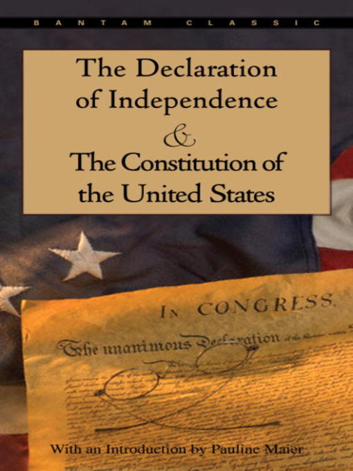 united states declaration of independence and