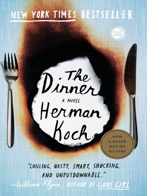 Title details for The Dinner by Herman Koch - Available