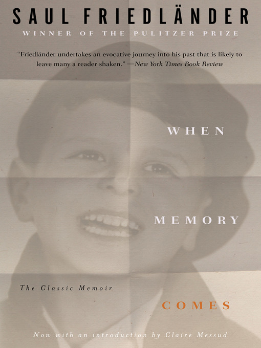 Cover of When Memory Comes